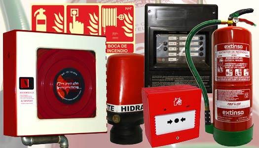 Extinsa, productos extintores pulsadores de alarma de incendios sistemas contra incendios senalizacion sistemas contra incendios