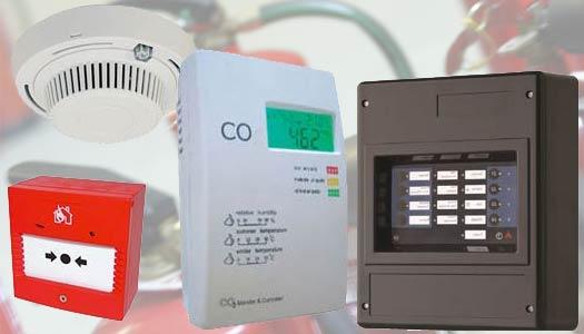 extinsa sistemas de detección de incendios en Logroño, La Rioja, País Vasco y Navarra