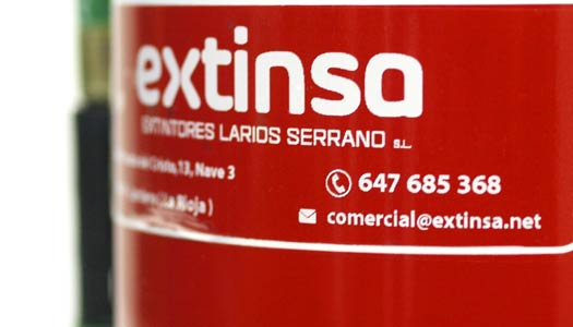 extintores co2 en Logroño, La Rioja, País Vasco y Navarra